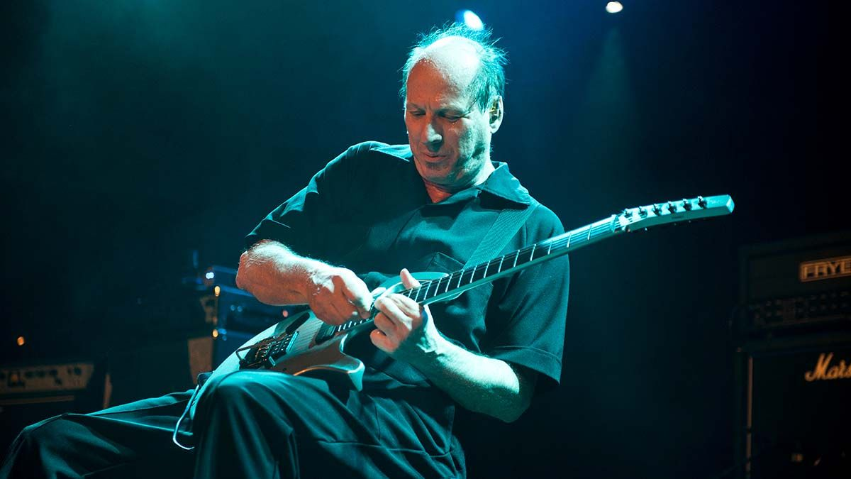 Adrian Belew on Alternate Tuning Inspirations, 35-voice Strats, and Why His DigiTech iStomp Remains a Pedalboard Staple
