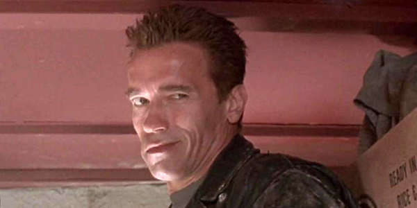 Arnold Schwarzenegger Terminator 2: Judgment Day