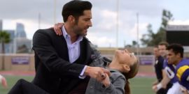 Lucifer Star Reveals Fun Musical Episode Trick When The Netflix Cast Forgot Lyrics