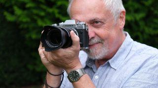 Fujifilm's new high-end mirrorless camera gets turbocharged