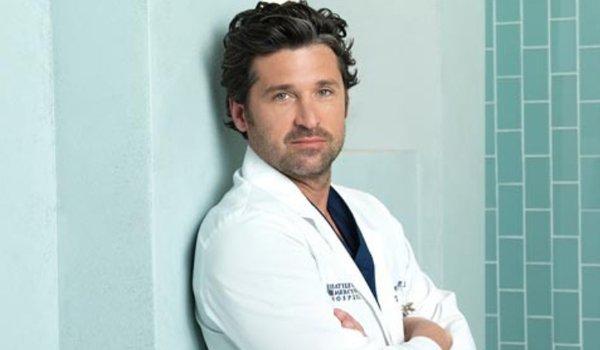Patrick Dempsey Grey's Anatomy