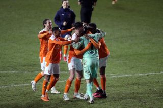 Blackpool v West Bromwich Albion – Emirates FA Cup – Third Round – Bloomfield Road