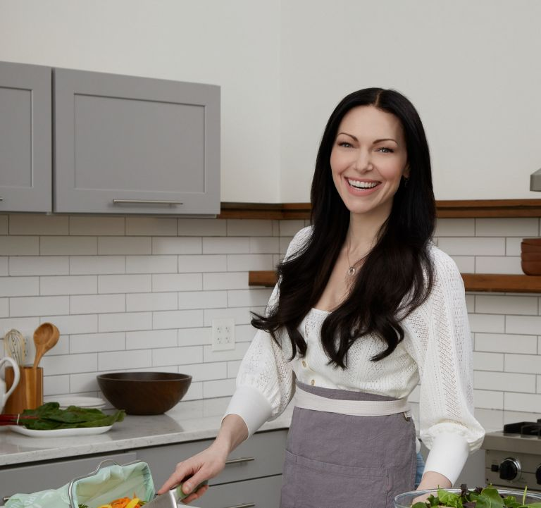 Laura Prepon new kitchen line with HSN