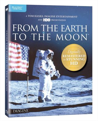 HBO Is Relaunching 'From the Earth to the Moon' With New HD Visual Effects