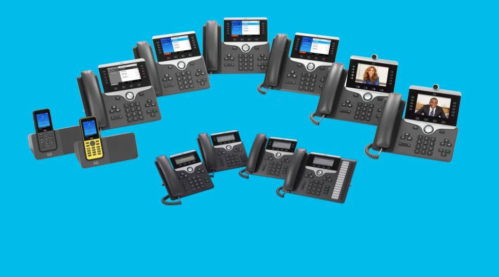 Cisco VoIP security
