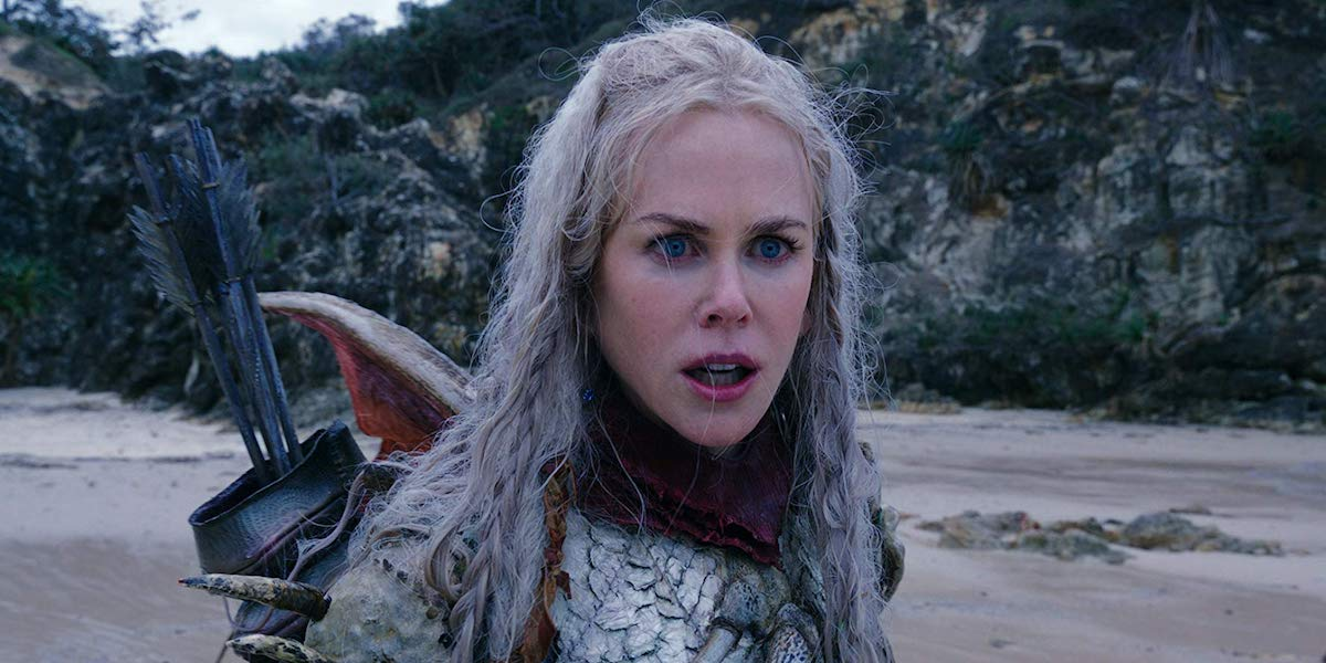 Nicole Kidman in Atlanna in Aquaman