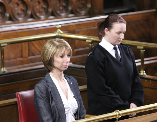 Will Gail be found guilty?