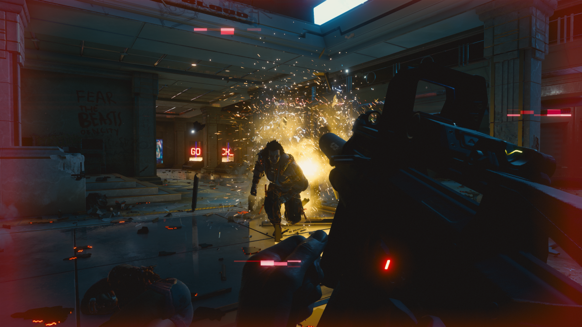 Cyberpunk 2077 customization options, 'cyberninjas,' and more details  revealed in today's Q&A | PC Gamer