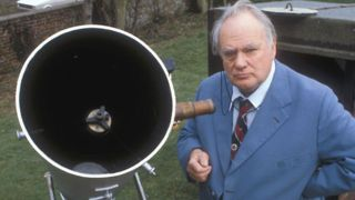 Sir Patrick Moore Astronomer