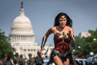 "Gal Gadot as Diana Prince in ""Wonder Woman 1984."""