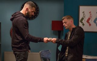 Emmerdale spoilers! Ross Barton organises another drug-filled party