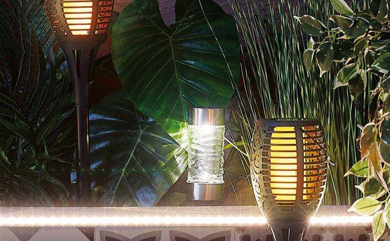 Aldi garden lighting