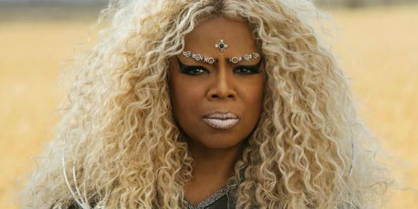 Oprah a wrinkle in time