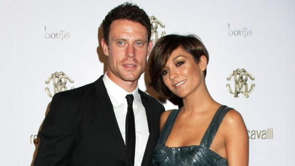 A picture of Wayne and Frankie Bridge at a party