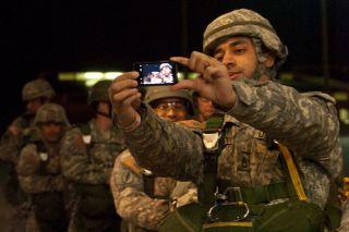 U.S. Military Social Media