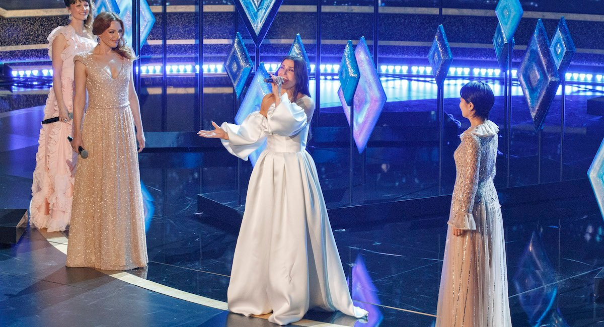Frozen II Into the Unknown performance at 2020 Oscars