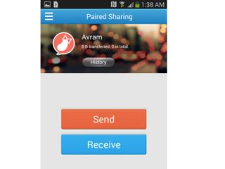 Lenovo's Free SHAREIt App Does Wi-Fi Direct Transfters to