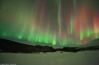 marty aurora alaska january 2012