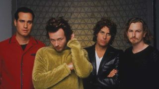Stone Temple Pilots in 1996