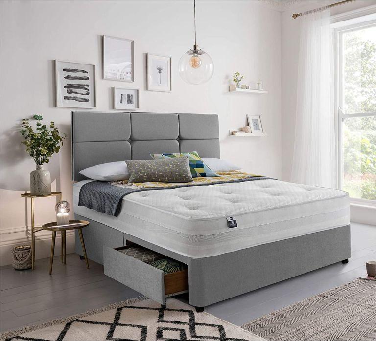 Silentnight bedroom