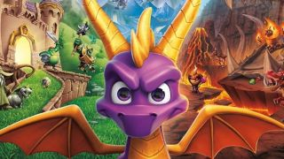 Spyro Reignited still