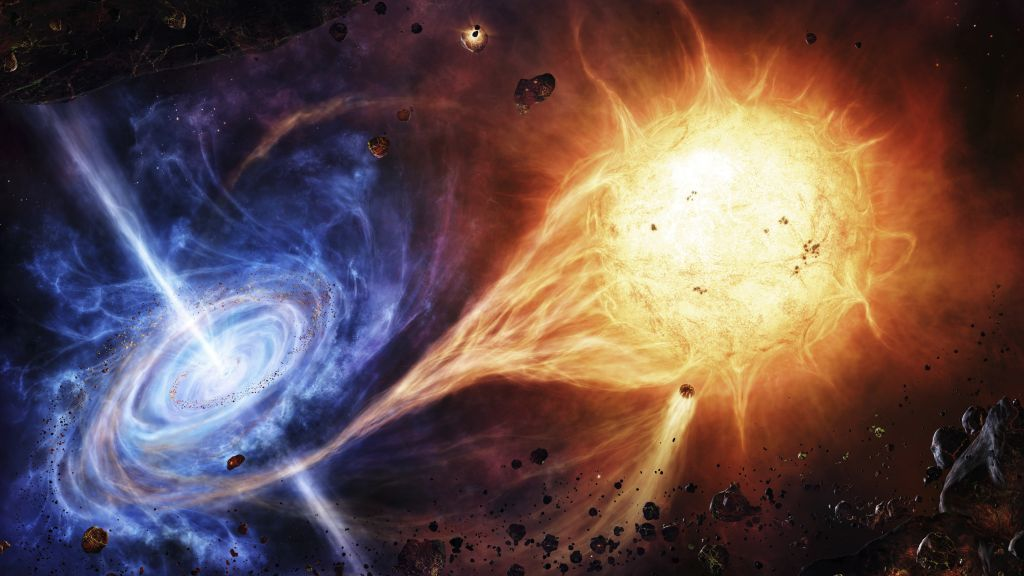 Why black holes are the scariest things in the universe