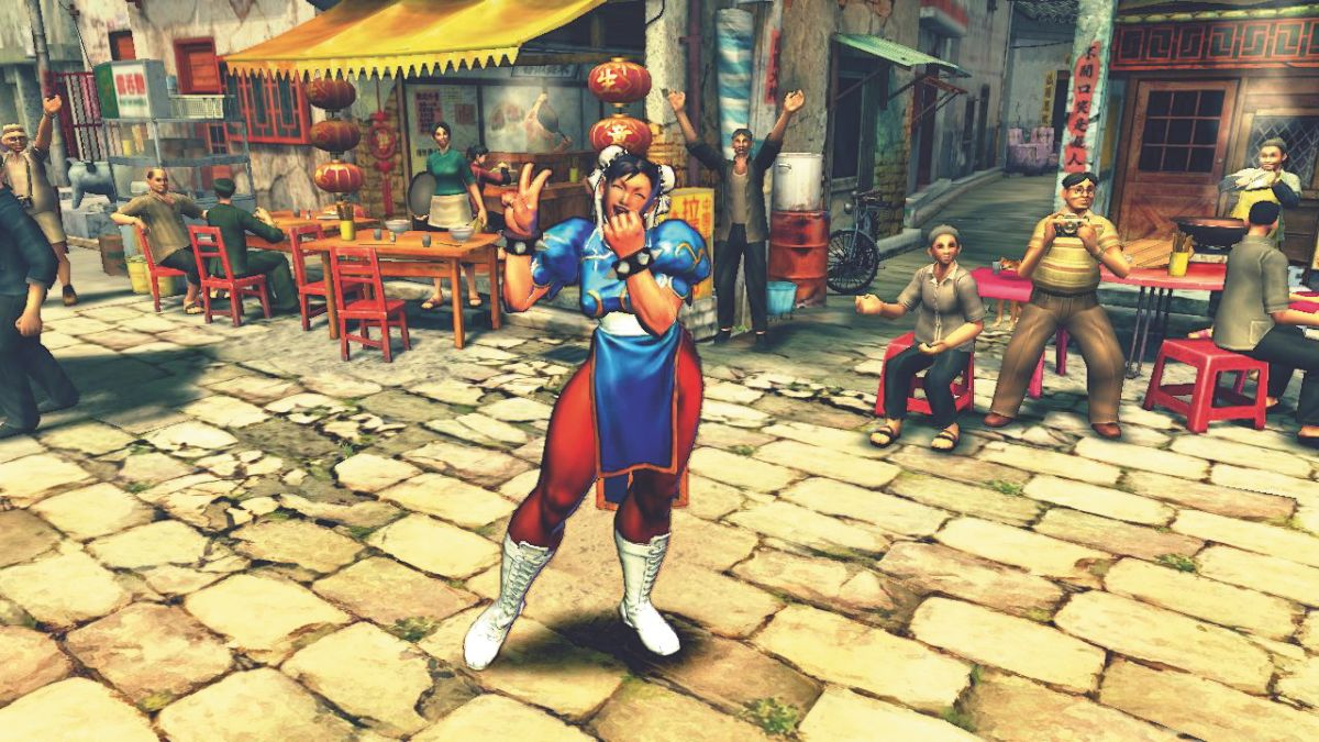 Travel The Globe With The Best Locations In The Street Fighter