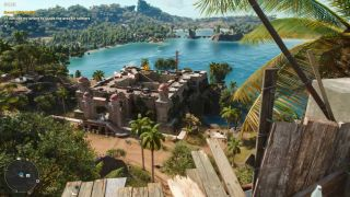Far Cry 6 Fort Quito key
