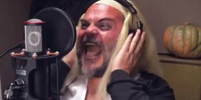 Jack Black Performed Rocky Horror's Time Warp To Encourage Voting, With Susan Sarandon And More