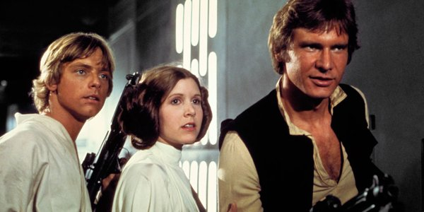 Star Wars (1977) A New Hope