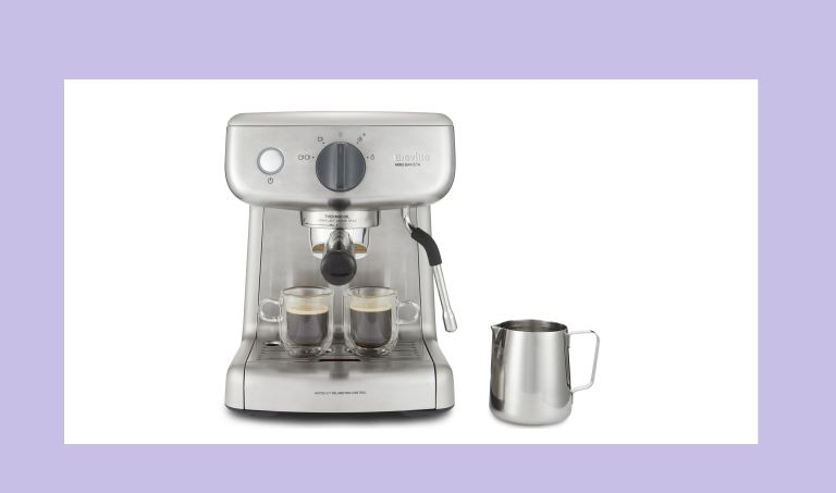 BREVILLE Mini Barista Coffee Machine