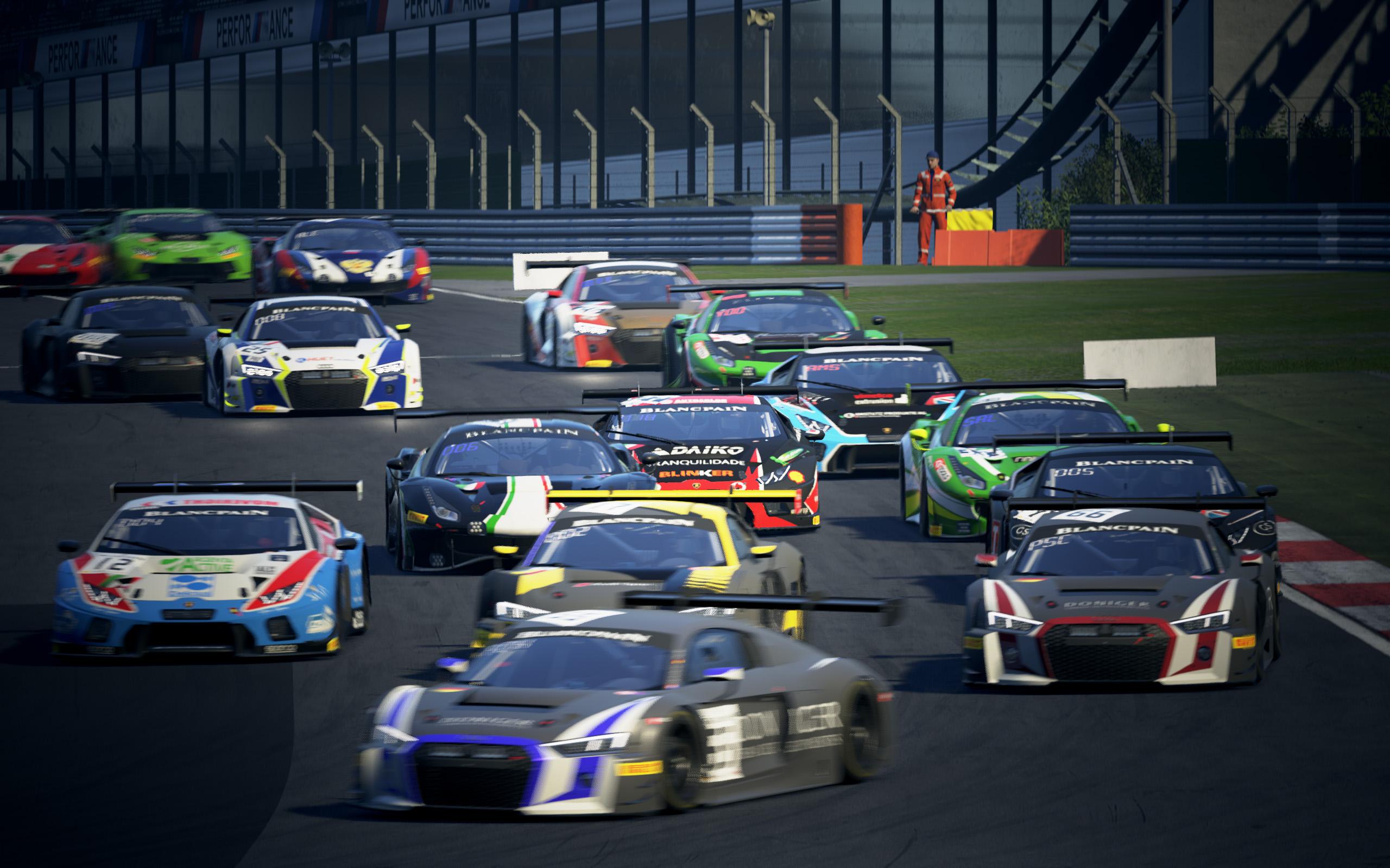 Assetto Corsa Competizione is a rigorous, authentic racing