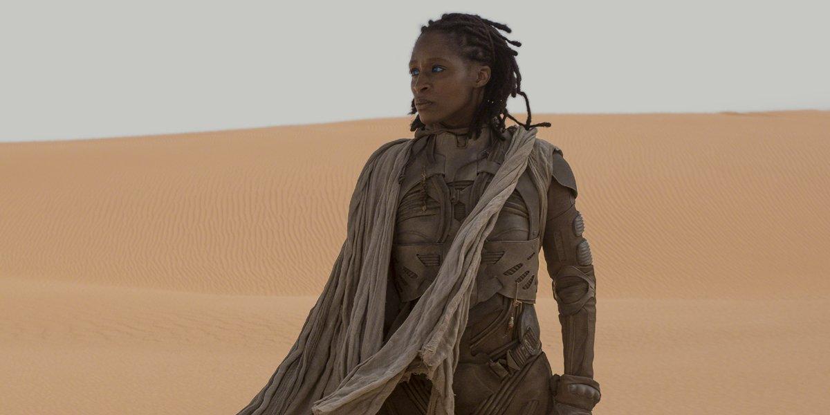 Liet Kynes (Sharon Duncan-Brewster) in Dune