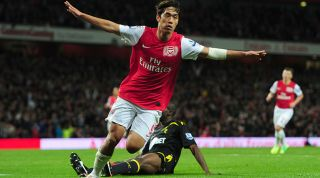 Arsenal Park Chu-young
