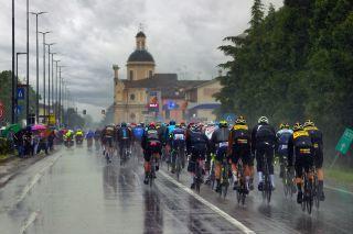 Giro d'Italia 2021 - 104th Edition - 4th stage Piacenza - Sestola 187 km - 11/05/2021 - Scenery - photo Luca Bettini/BettiniPhoto©2021