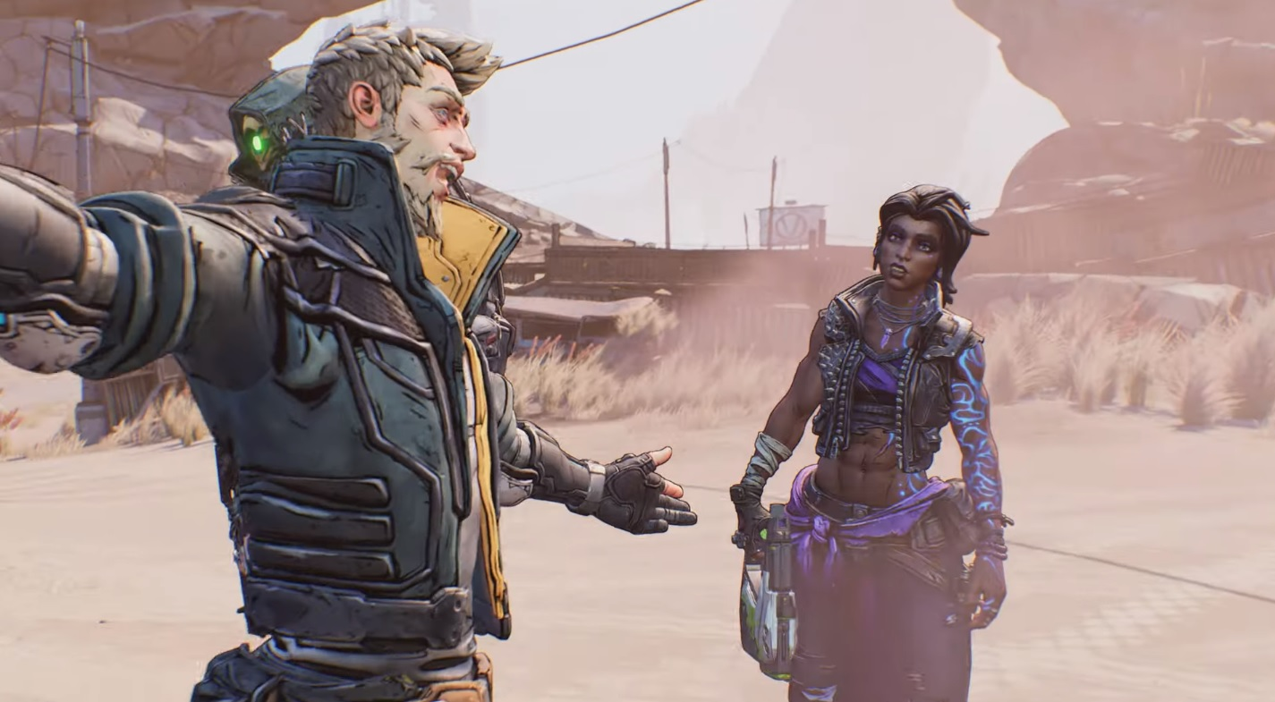 The latest Borderlands 3 trailer is a delightfully deadly