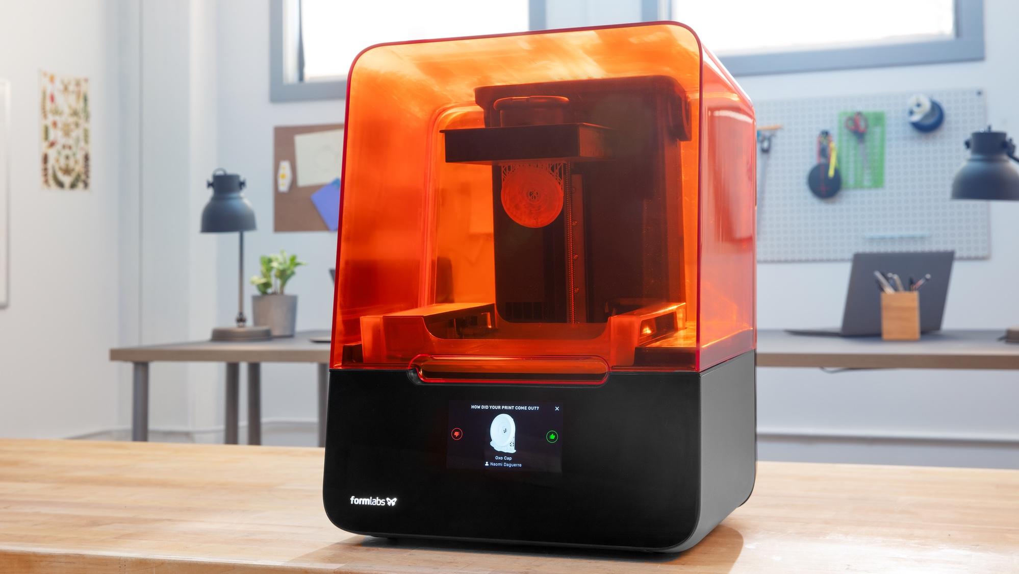 Replicator+ 3D Printer - MakerBot