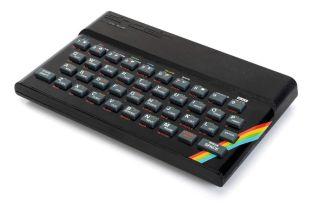 ZX Spectrum Raspberry Pi