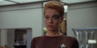 Seven Of Nine Star Trek: Voyager