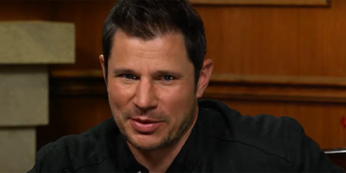 Nick Lachey on Larry King Now