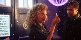 What Doctor Who Star Alex Kingston's River Song Book Will Be About