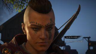 Assassin's Creed Valhalla Lady Eadwyn choice