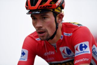 Primoz Roglic (Jumbo-Visma) won the 2020 Vuelta a España