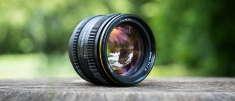 Kamlan 50mm f/1.1 II review