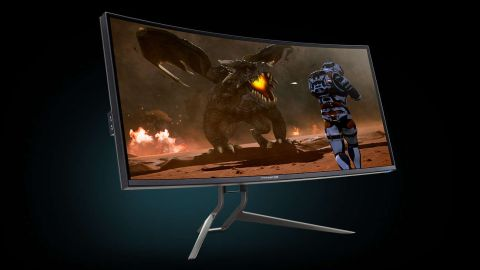 Acer Predator X38 gaming monitor