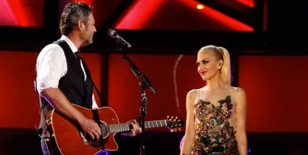 Blake Shelton Gwen Stefani The Voice