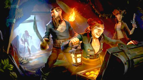 Rare: There's No Game Like Sea of Thieves