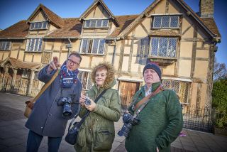 The March 2019 issue's reader Shootout visited Stratford - it goes on sale 8 February