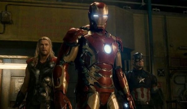 Thor Iron Man Captain America