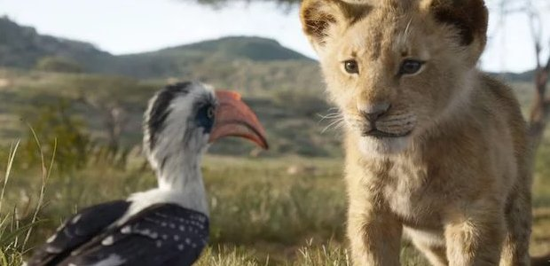 The Lion King Review - CINEMABLEND
